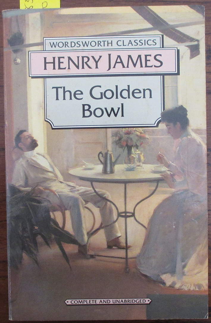 Image for Golden Bowl, The