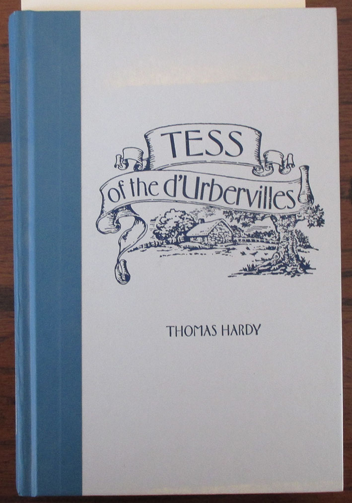 Image for Tess of the d'Urbervilles: A Pure Woman