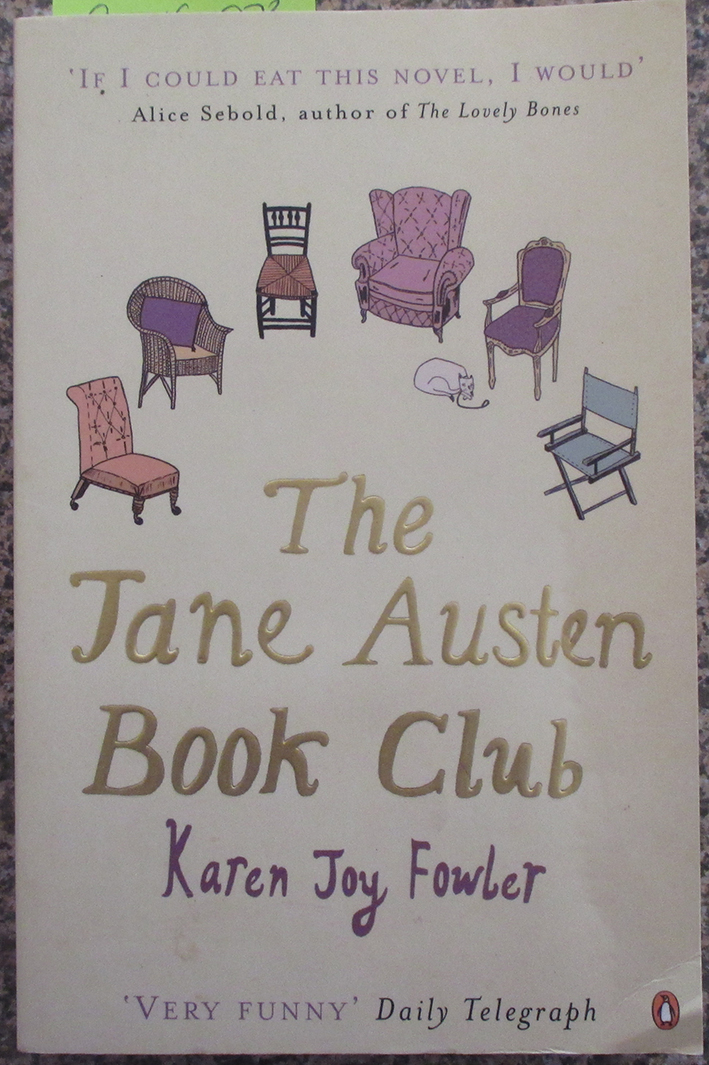 Image for Jane Austen Book Club, The