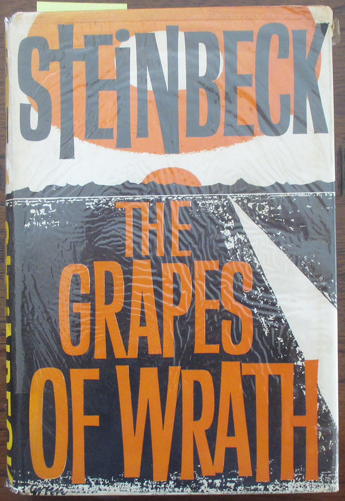 Image for Grapes of Wrath, The