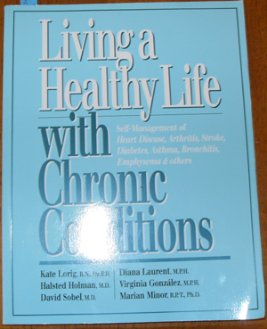 Image for Living a Healthy Life with Chronic Conditions
