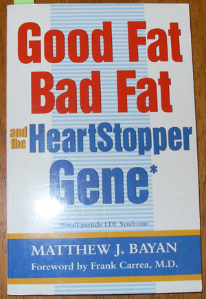 Image for Good Fat Bad Fat Ad the Heartstopper Gene