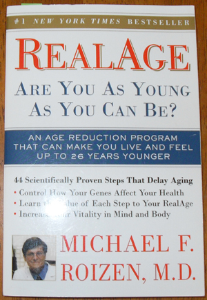 Image for Real Age: Are You as Young as You Can Be?