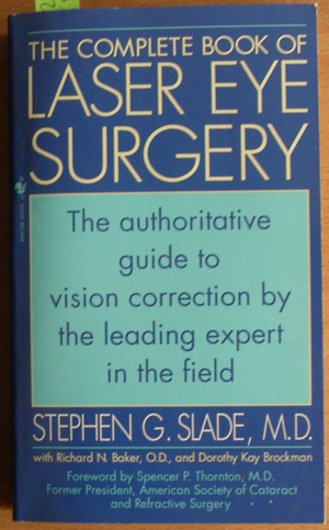 Image for Complete Book of Laser Eye Surgery, The