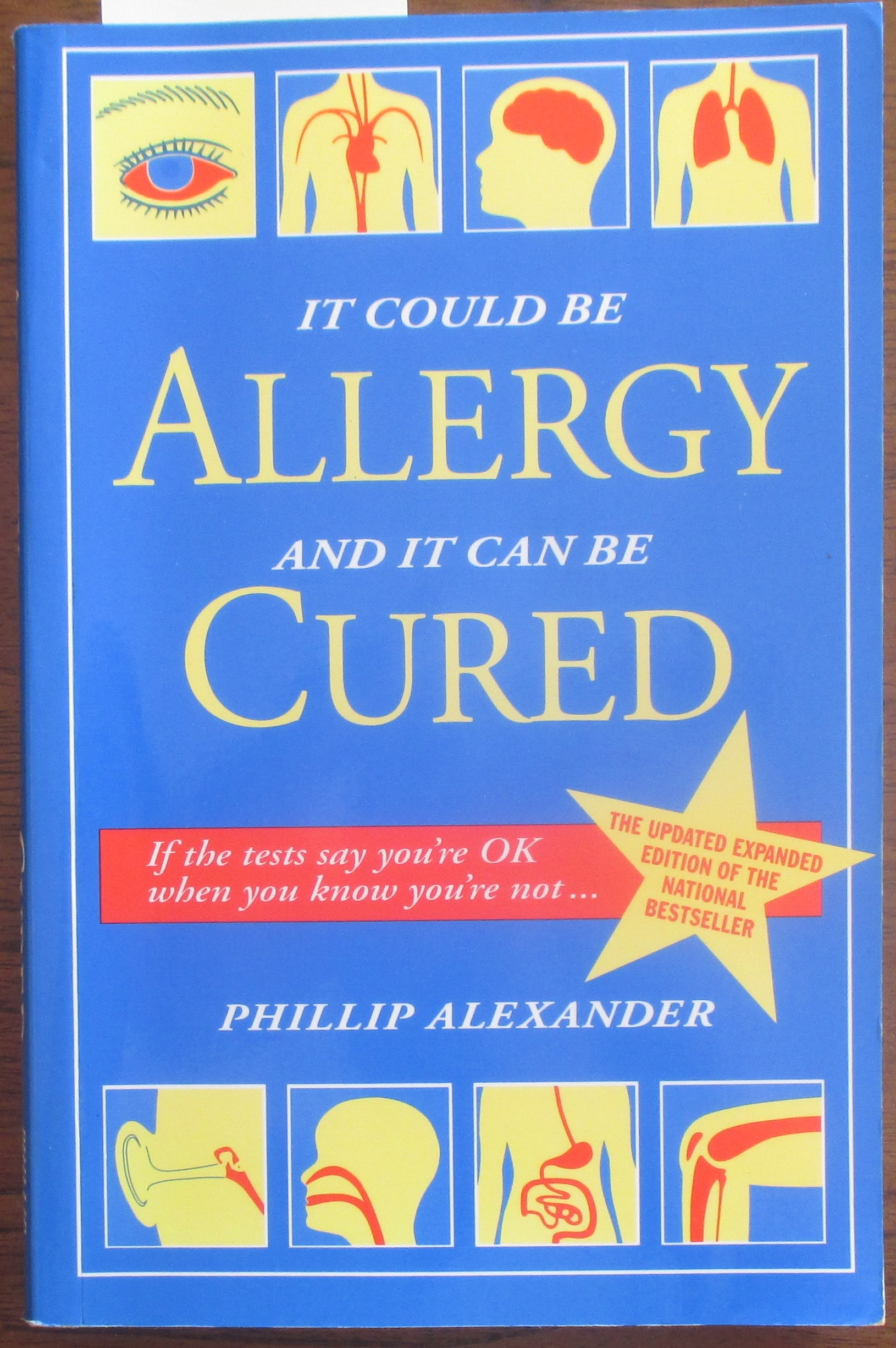 Image for It Could Be Allergy and It Can Be Cured