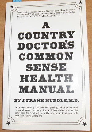 Image for Country Doctor's Common Sense Health Manual, A
