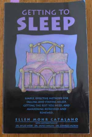 Image for Getting to Sleep