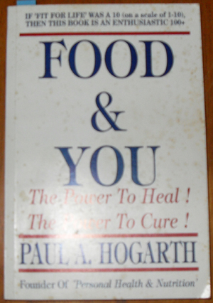Image for Food & You: The Power to Heal! The Power to Cure!