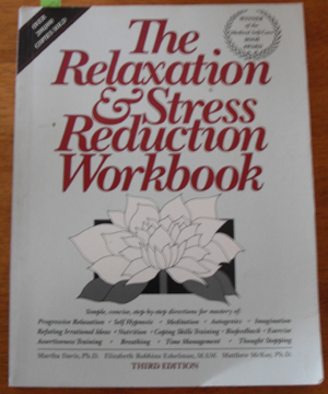 Image for Relaxation & Stress Reduction Workbook, The