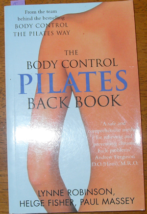 Image for Body Control Pilates Back Book, The