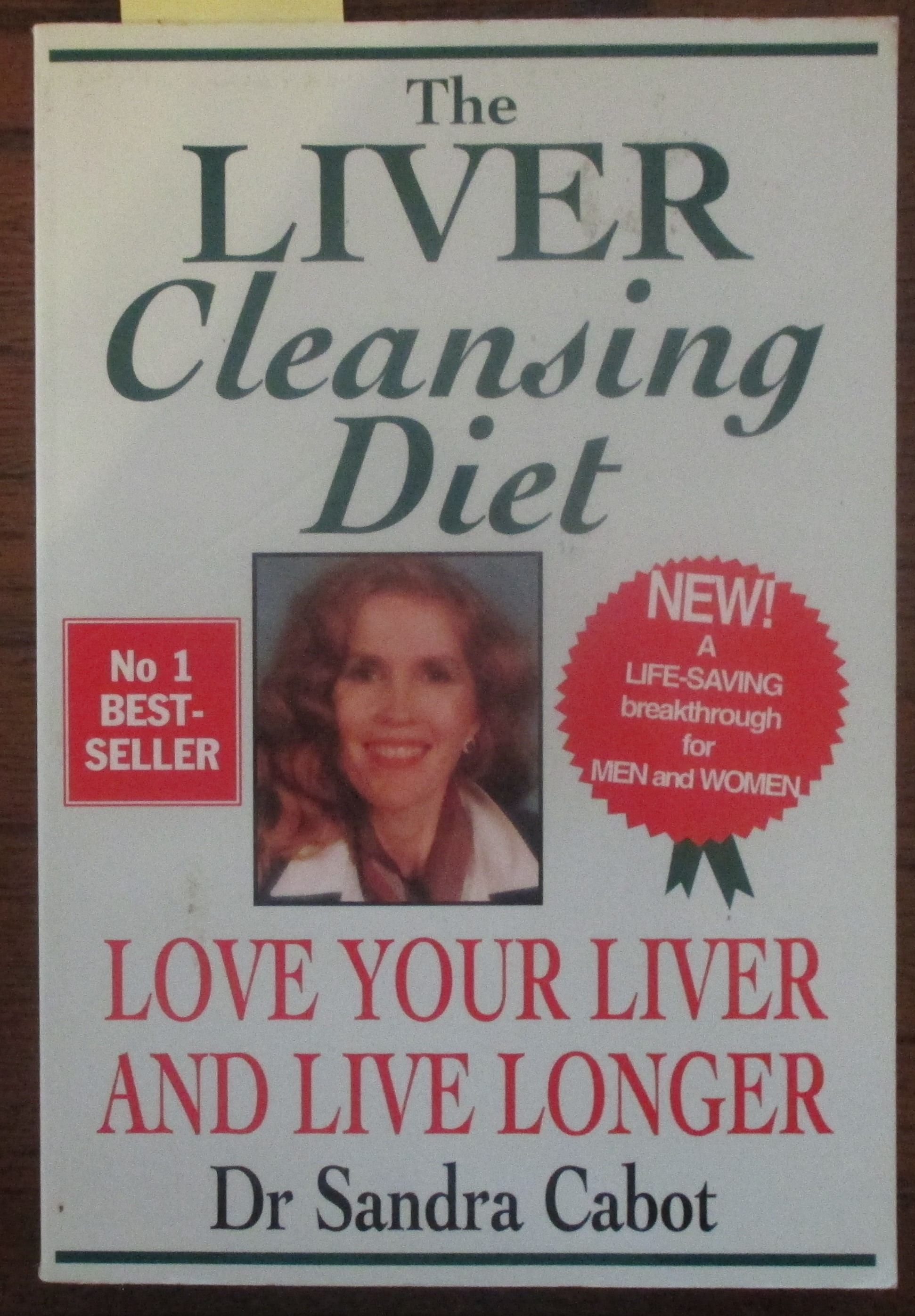 Image for Liver Cleansing Diet, The: Love Your Liver and Live Longer