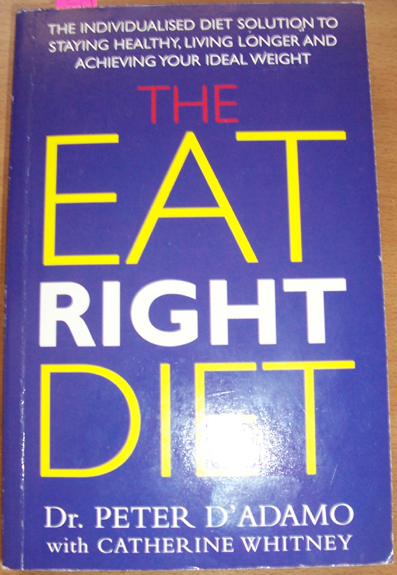 Image for Eat Right Diet, The