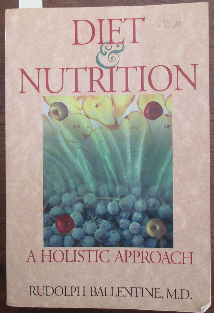 Image for Diet & Nutrition: A Holistic Approach