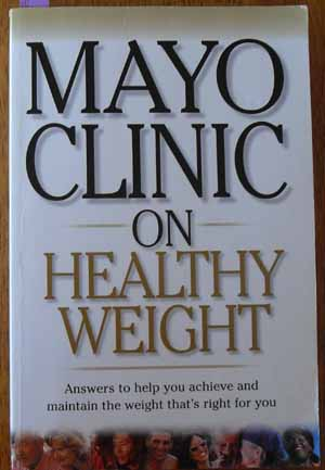 Image for Mayo Clinic on Healthy Weight