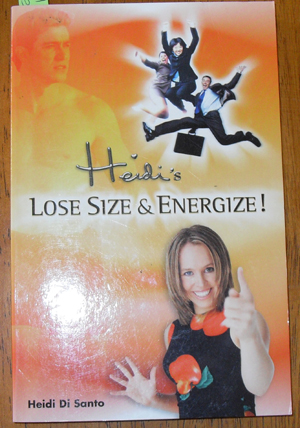 Image for Heidi's Lose Size and Energize!