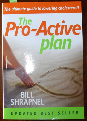 Image for Pro-Active Plan, The: The Ultimate Guide to Lowering Cholesterol