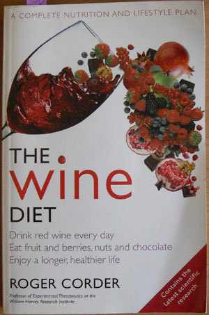 Image for Wine Diet, The: A Complete Nutrition and Lifestyle Plan