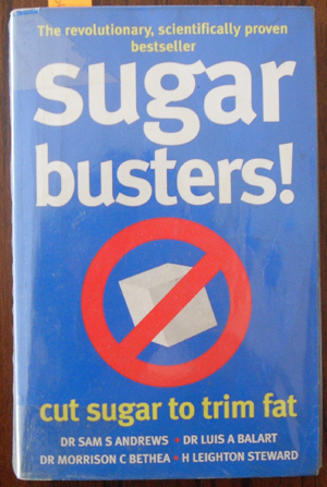Image for Sugar Busters! Cut Sugar To Trim Fat