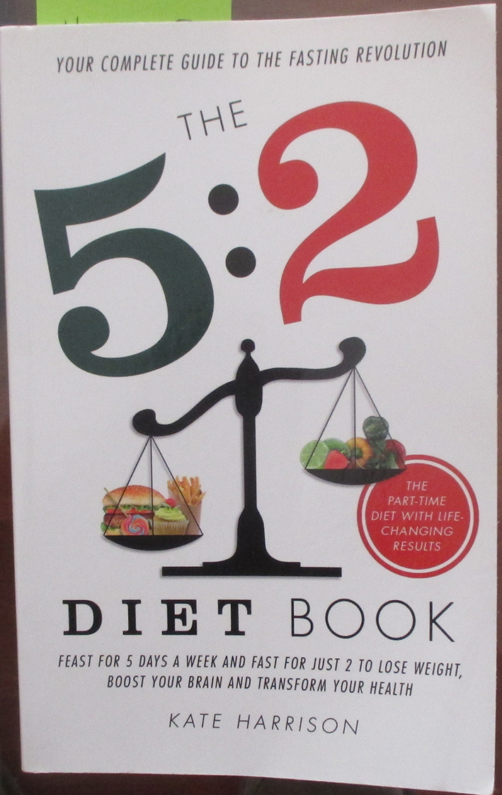 Image for 5:2 Diet Book, The