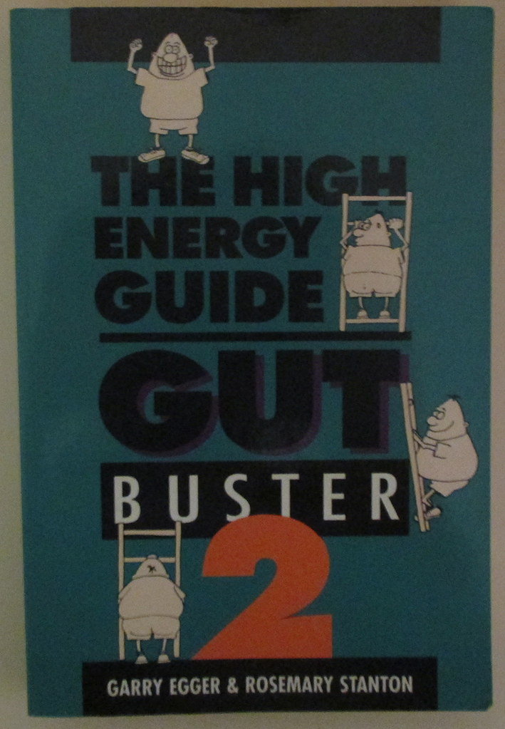 Image for Gut Buster 2: The High Energy Guide