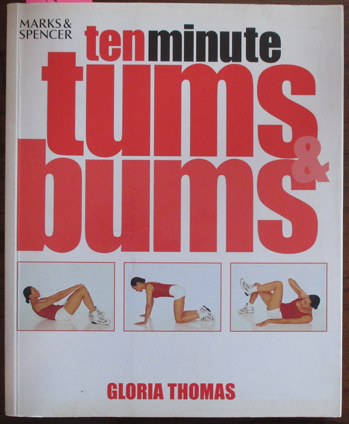 Image for Ten Minute Tums & Bums
