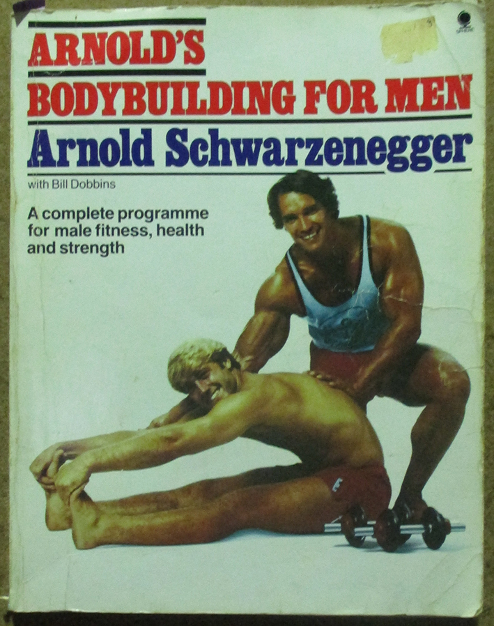 Image for Arnold's Bodybuilding for Men