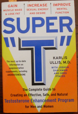 "Image for Super ""T"": Testosterone Enhancement Program"