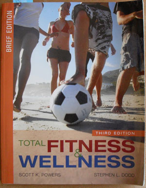 Image for Total Fitness & Wellness: Brief Edition