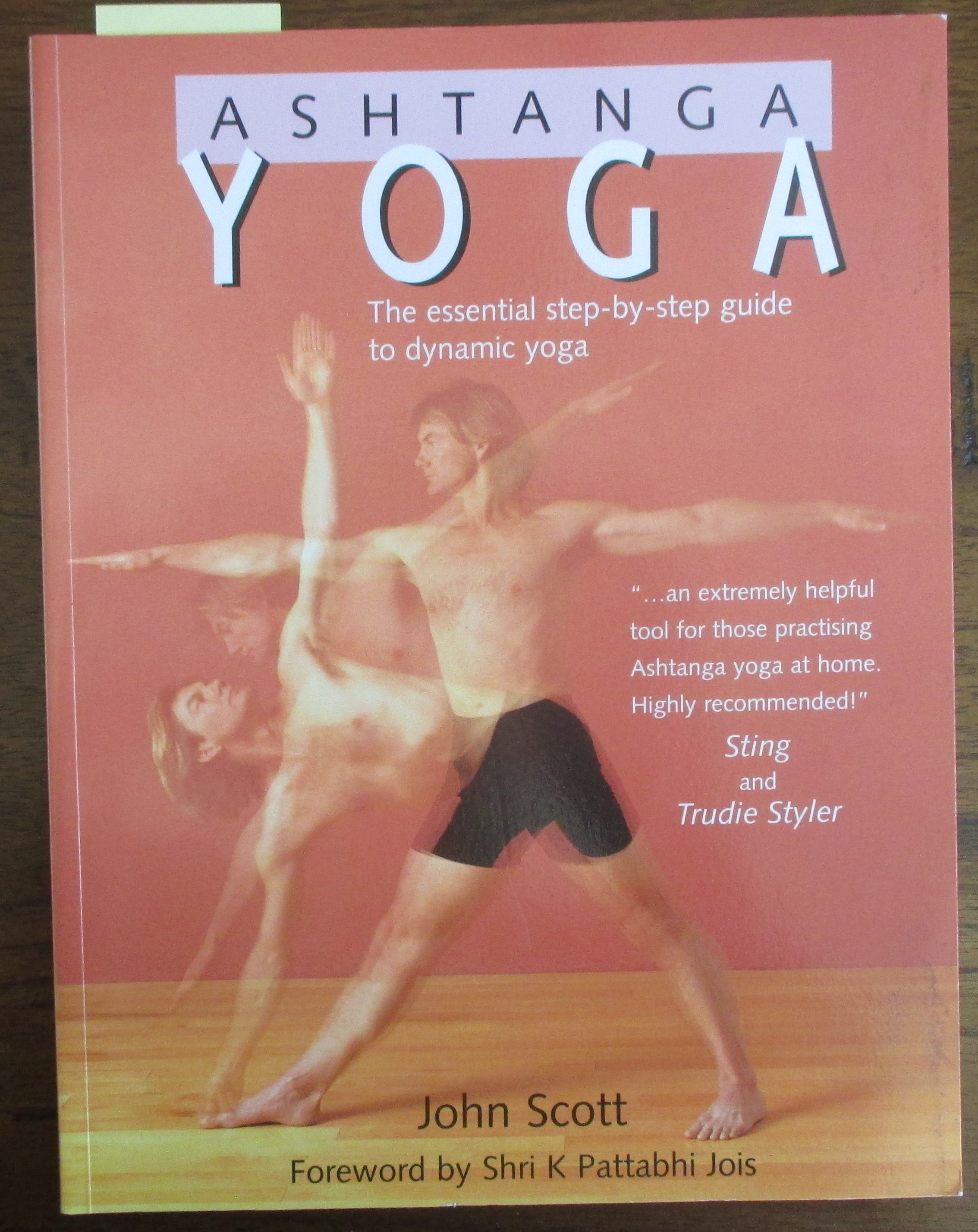 Image for Ashtanga Yoga: The Essential Step-by-Step Guide to Dynamic Yoga