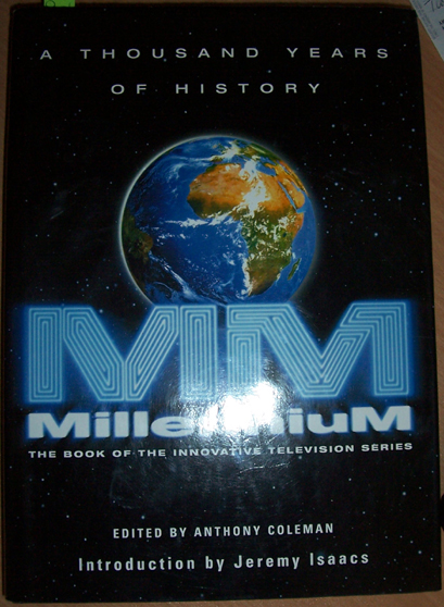 Image for Millennium: A Thousand Years of History (The Book of the Innovative Television Series)