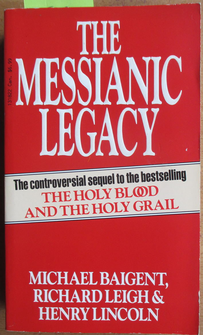 Image for Messianic Legacy, The