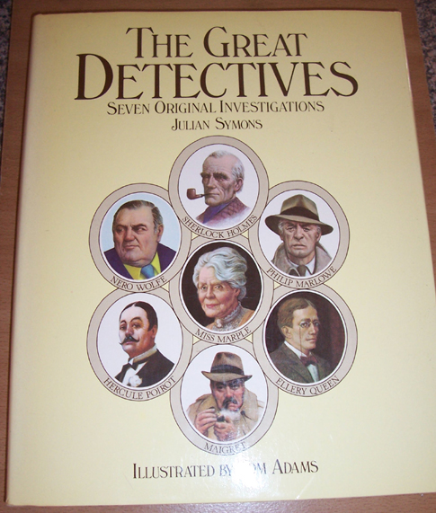 Image for Great Detectives, The:Seven Original Investigations