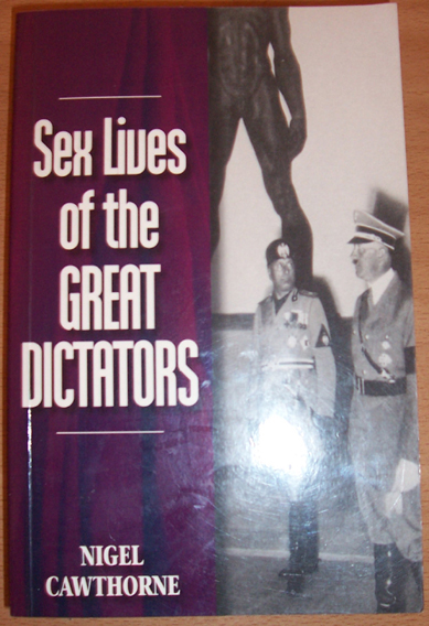 Image for Sex Lives of the Great Dictators