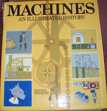 Image for Machines: An Illustrated History