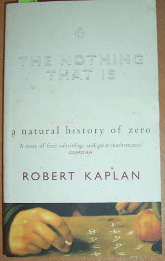 Image for Nothing That Is, The: A Natural History of Zero