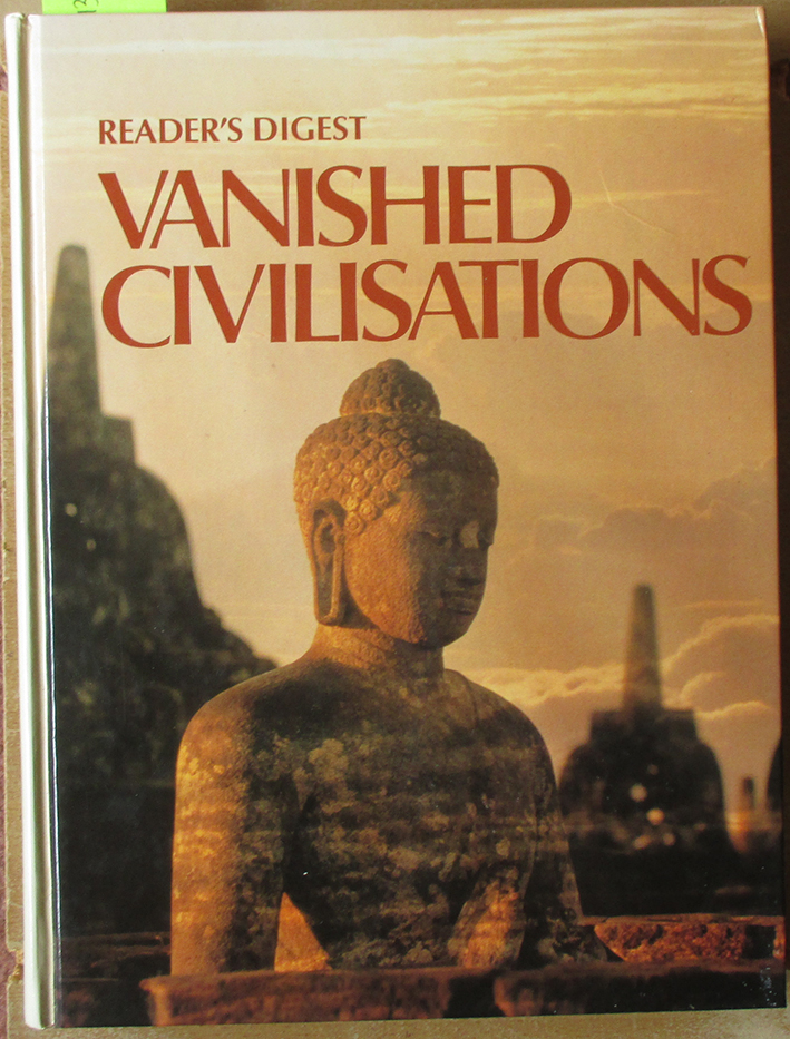 Image for Vanished Civilisations (Reader's Digest)