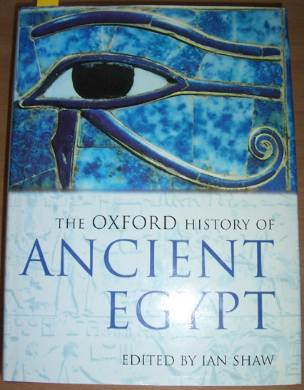 Image for Oxford History of Ancient Egypt, The