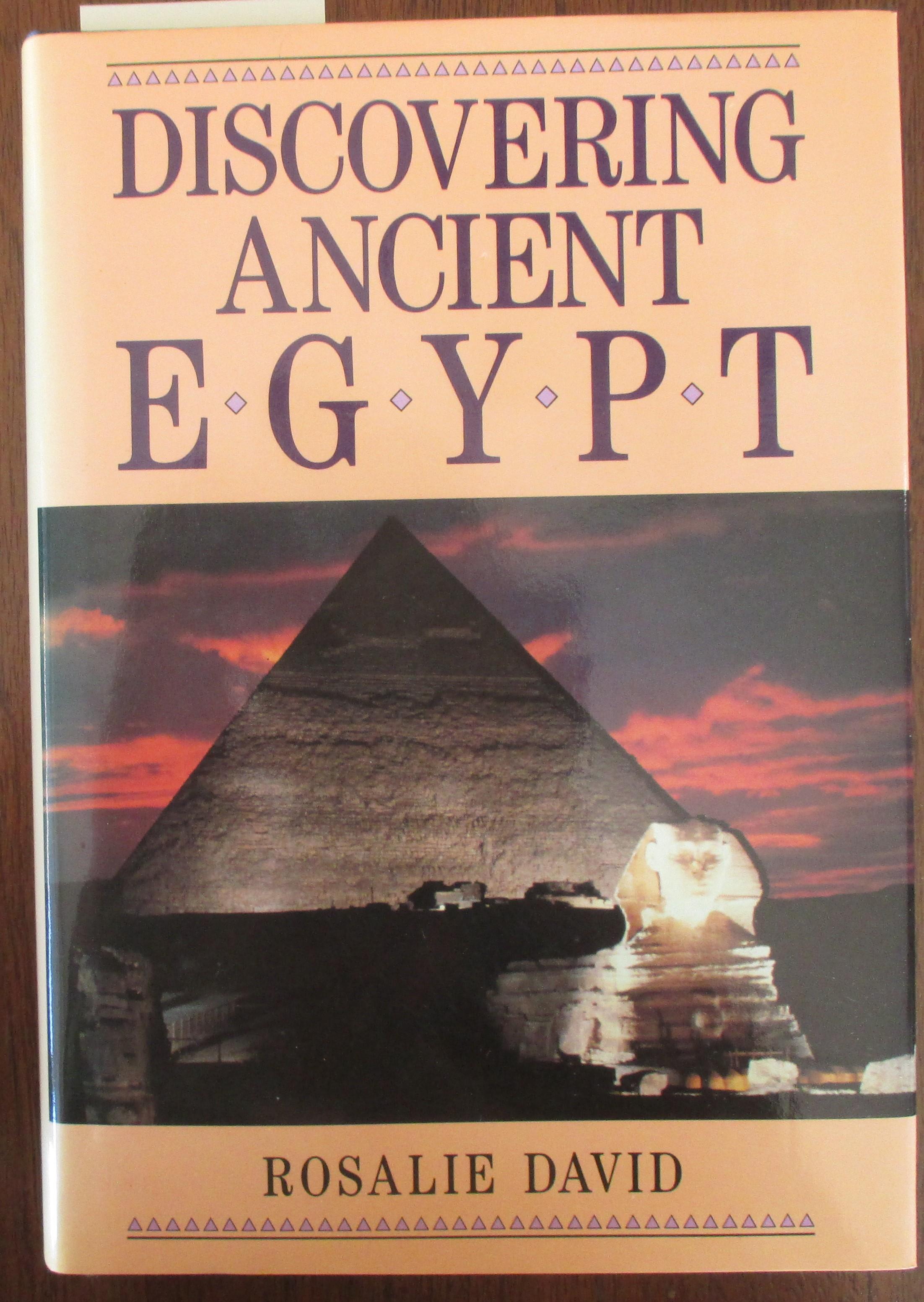 Image for Discovering Ancient Egypt