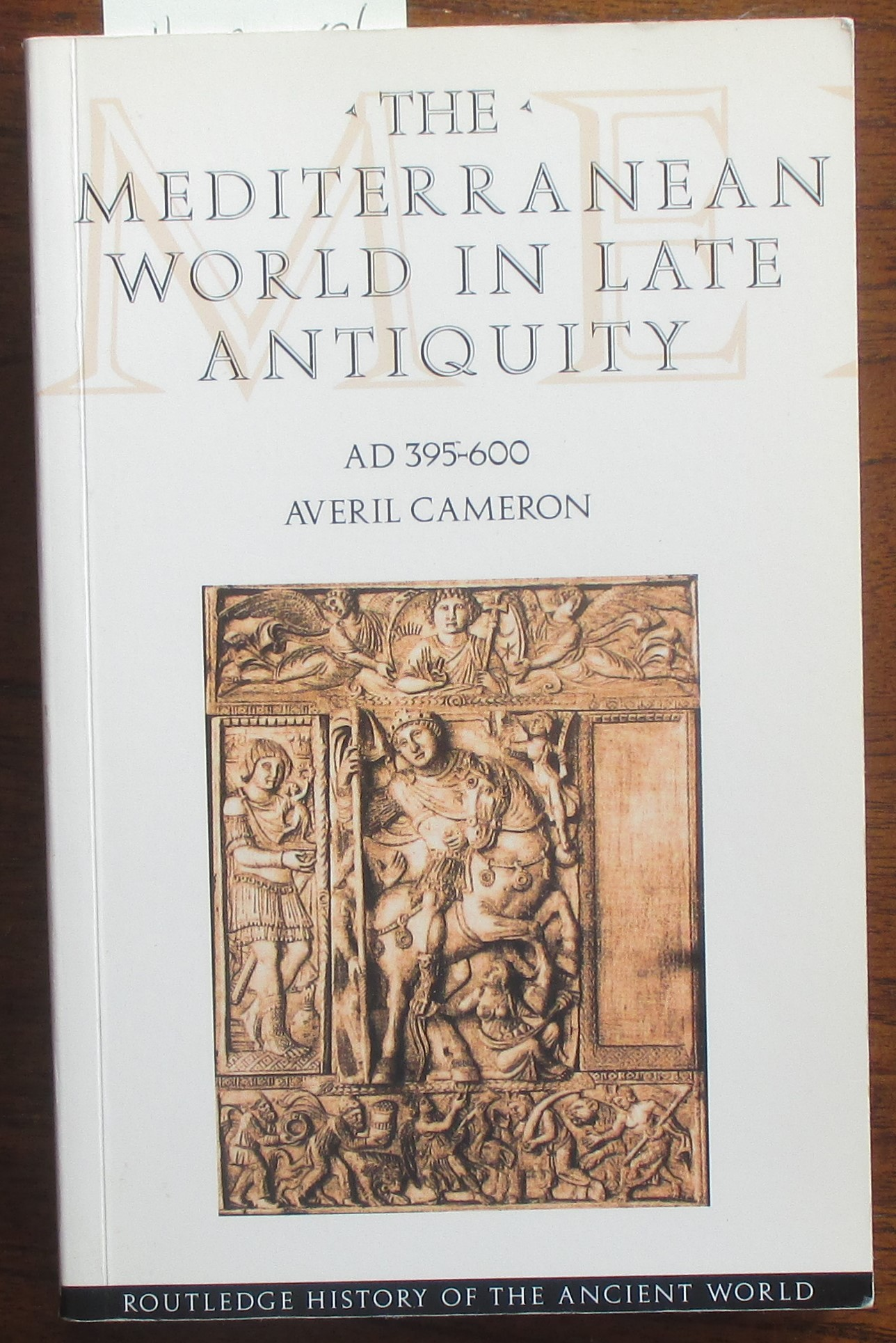 Image for Mediterranean World in Late Antiquity (AD 395-600)
