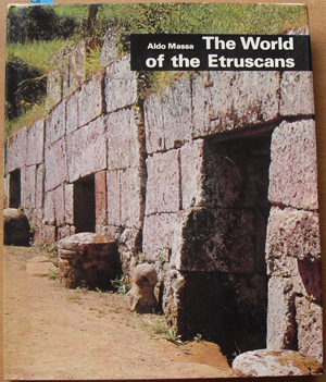 Image for World of the Etruscans, The