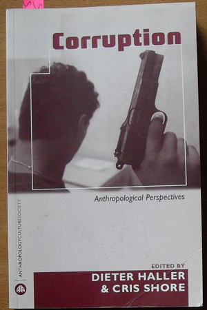 Image for Corruption: Anthropological Perspectives