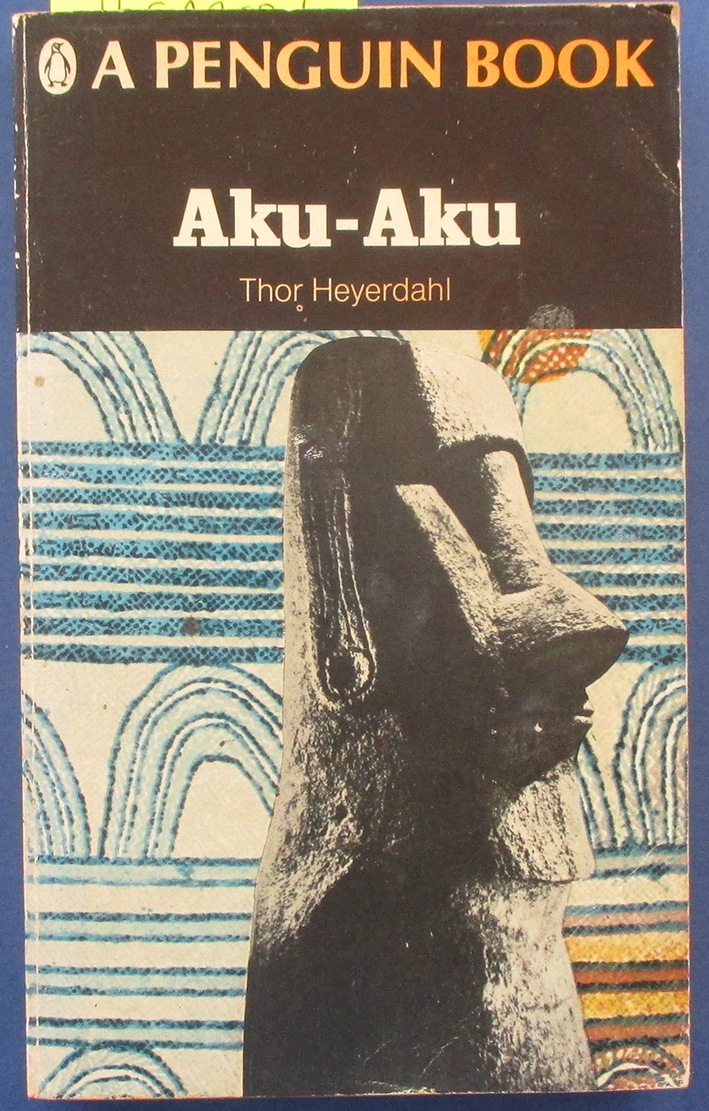 Image for Aku-Aku: The Secret of Easter Island