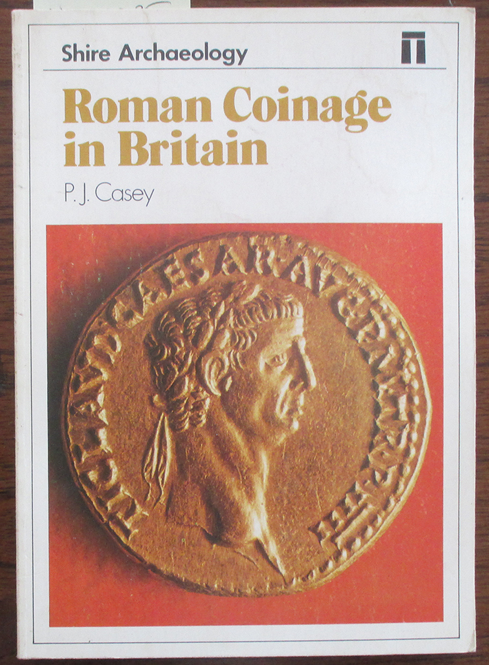 Image for Roman Coinage in Britain: Shire Archaeology