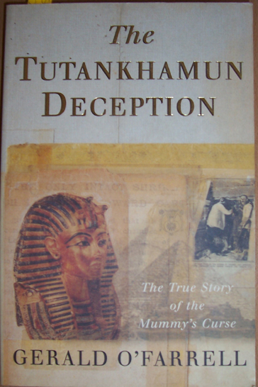 Image for Tutankhamun Deception, The: The True Story of the Mummy's Curse
