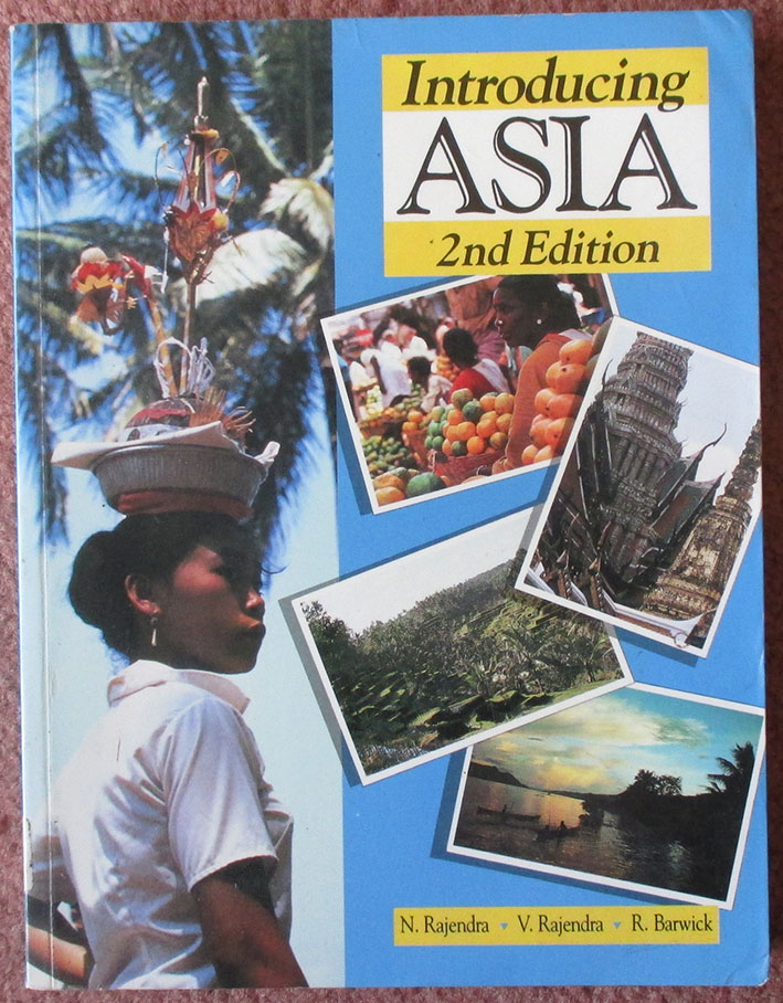 Image for Introducing Asia (2nd Edition)