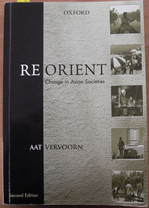Image for Re Orient: Change in Asian Societies