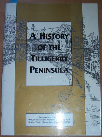 Image for History of the Tilligerry Peninsula, A