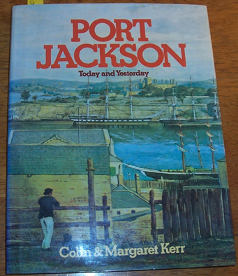 Image for Port Jackson Today and Yesterday