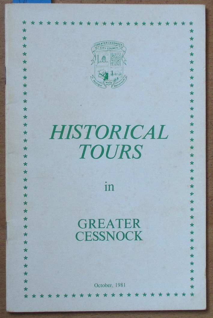 Image for Historical Tours in Greater Cessnock