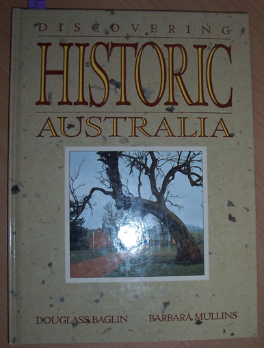 Image for Discovering Historic Australia